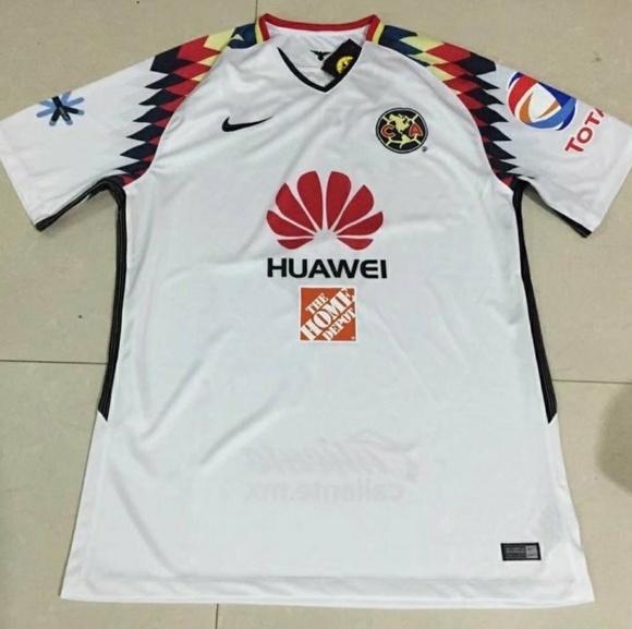 brand new 18452 c4c75 America Soccer Jersey White 2018 Season NWT